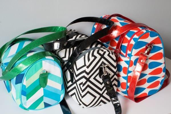 Tortoise Bag Pattern