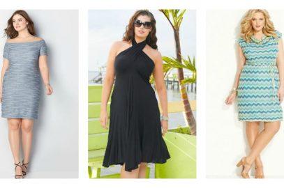 10 FREE Plus Size Summer Dress Patterns