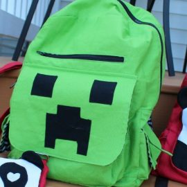 Creeper Backpack