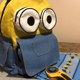 Minions Dawn to Dusk Backpack