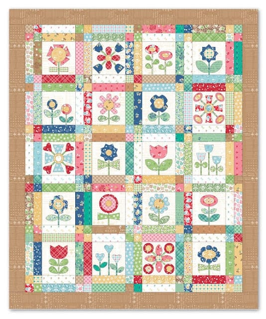 Free quilts patterns my handmade space for Space quilt pattern