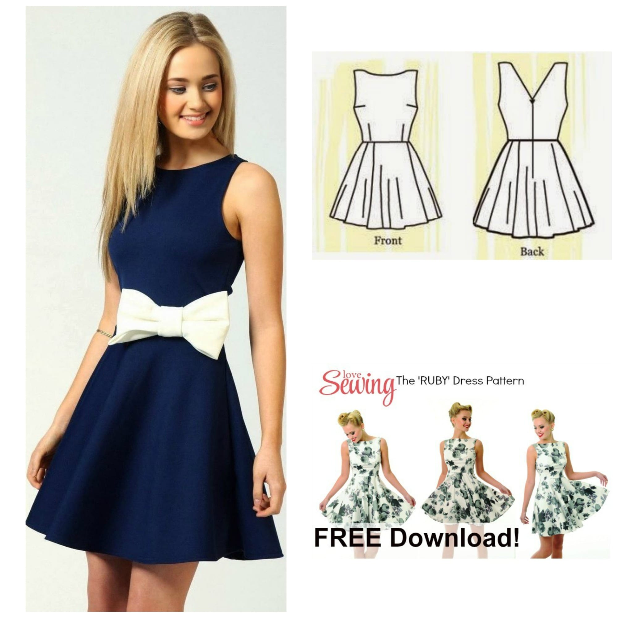 Clothes patterns online free