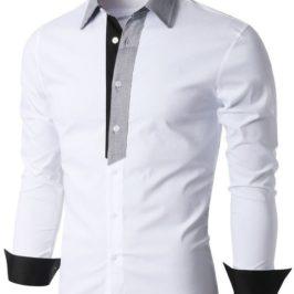 Men's Shirt Pattern Free