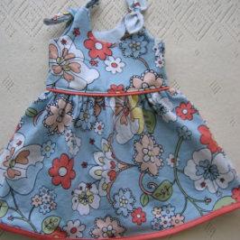 Free Newborn Dress Pattern