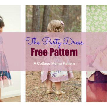 Little Girls Dress Pattern FREE