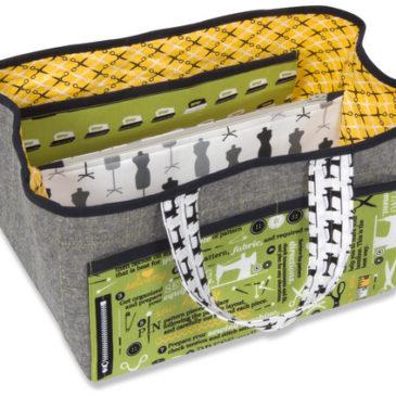 Sewing Caddy Organizer Free Pattern