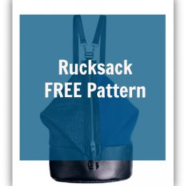 How to Make a Backpack: Free Pattern