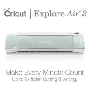 Cricut Explore Air™ 2 machine