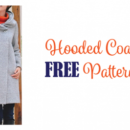Hooded Coat Pattern FREE