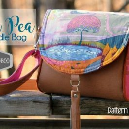 The Sweet Pea Saddle Bag FREE Pattern