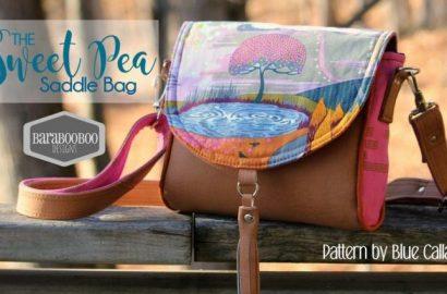 The Sweet Pea Saddle Bag FREE Pattern
