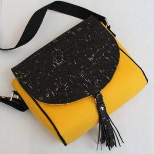 sweet pea saddle bag