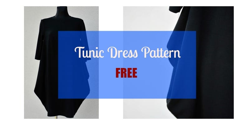 Tunic Pattern Free and EASY