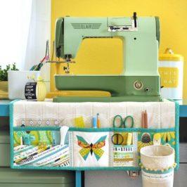 Sewing Machine Organizing Maker Mat Pattern FREE