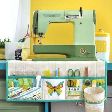 Sewing Machine Organizing Maker Mat Pattern FREE