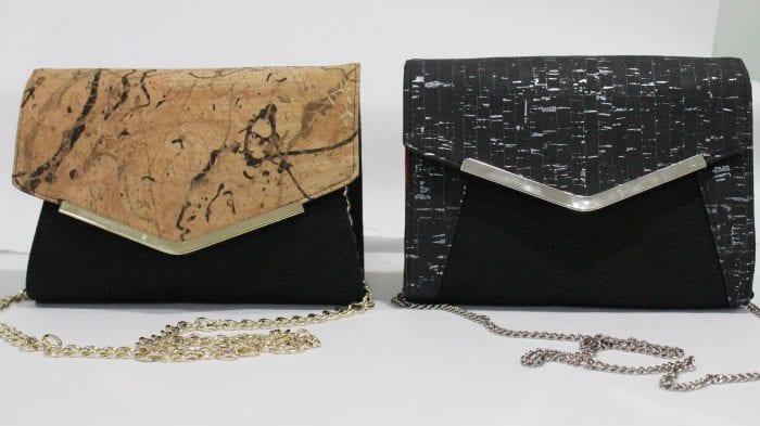 Cork Clutch Bags