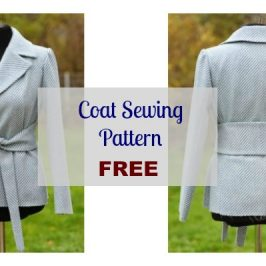 Coat Sewing Pattern Free