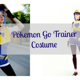 DIY Pokemon Go Costume – girls version