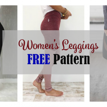 Tight Leggings FREE Pattern