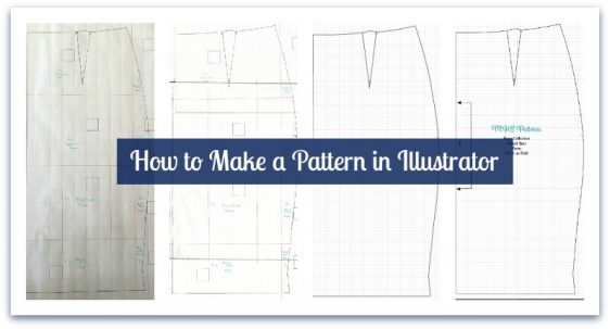 How to Make a Pattern in Illustrator