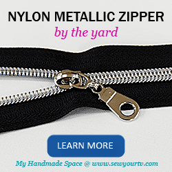 nylon metallic zippers