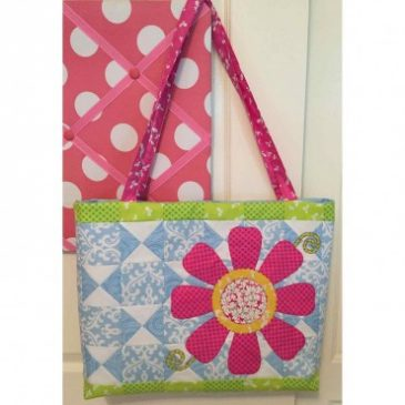 Daisy's Tote Pattern FREE