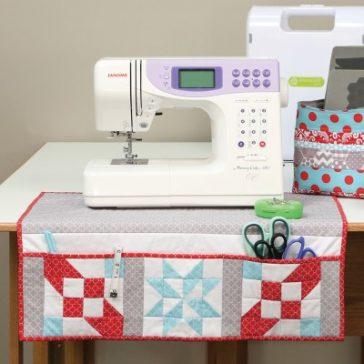 Sewing Machine Organizing Mat Pattern FREE