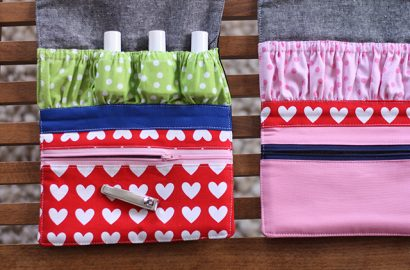 How to Sew a Zipper Bag: 10 FREE Patterns & Tutorials