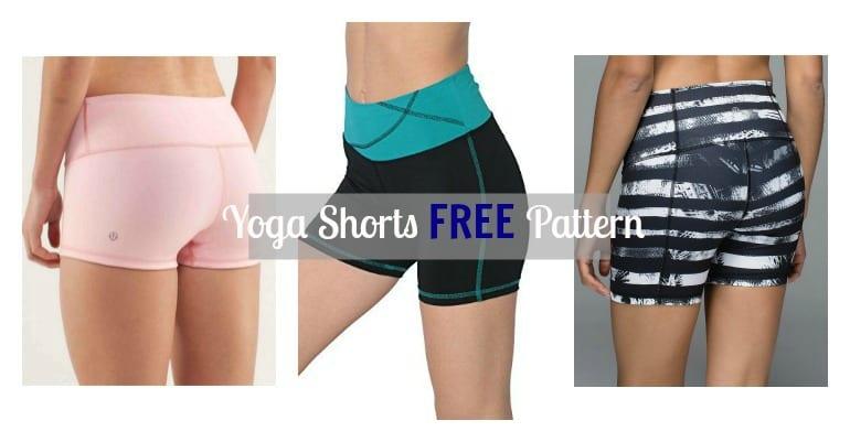 Yoga Pants Pattern FREE
