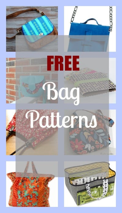 Free Bag Patterns My Handmade E